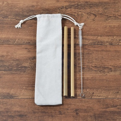 Eco-Friendly Bamboo Toothbrush Sets