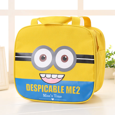 Student lunch box bag