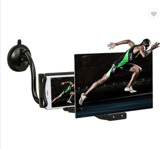 Mobile Phone 3D Screen Amplifier Lazy Bracket