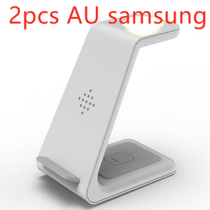3-in-1 Stand Wireless Charger