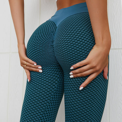 Image of Peach Hip Fitness Pants