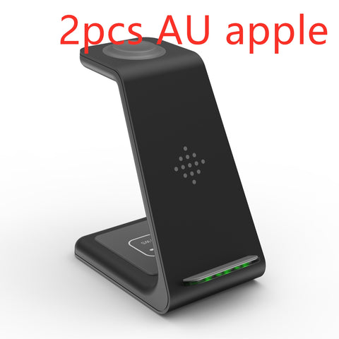 Image of 3-in-1 Stand Wireless Charger