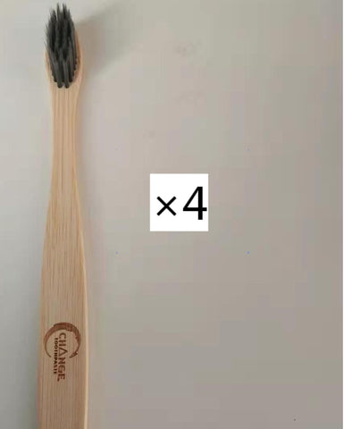 Eco Friendly Bamboo Soft Fibre Toothbrush