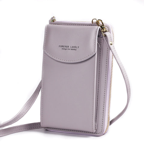 Image of PU Luxury Handbags Womens Bags for Woman 2021 Ladies Hand Bags Women's Crossbody Bags Purse Clutch Phone Wallet Shoulder Bag