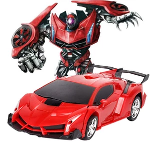 Transformer RC Toy car