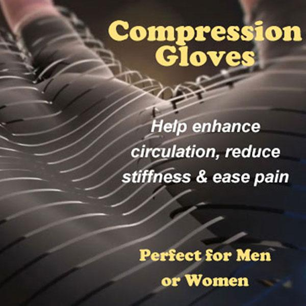 Copper Compression Therapy Hand Gloves