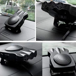 【Winter Is Coming & HOT SALE】 Portable Car Heater Defrosts Defogger