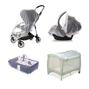 Universal Baby Stroller  Mosquito & Sunscreen Net