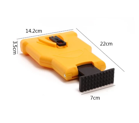 Chainsaw Tooth Sharpener