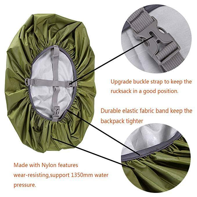 Waterproof Backpack Rain Cover