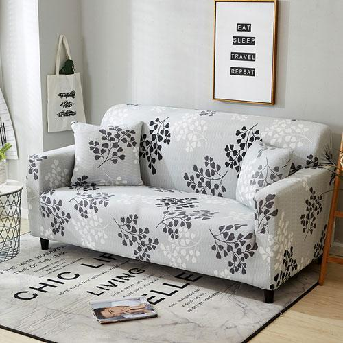 【Hot Selling】Stain Resistant Universal Spandex Stretch Elastic Sofa Couch Recliner Chair Cushion Covers -One piece