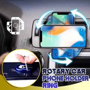 Rotary Car Phone Holder Ring(HOT SALE)