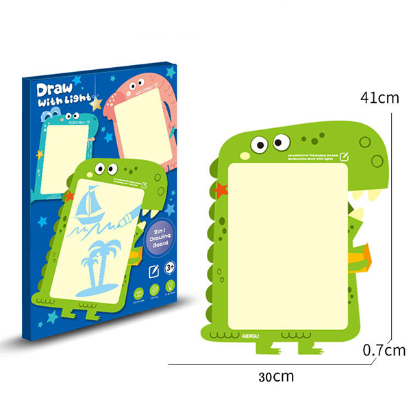 Draw With Light Fun And Developing Drawing Tablet 【ONLY 9  LEFT】
