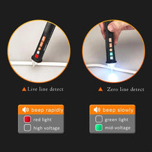 Load image into Gallery viewer, AC/DC Voltage Test Pencil, 12V/48V-1000V Voltage Sensitivity Electric Compact Pen