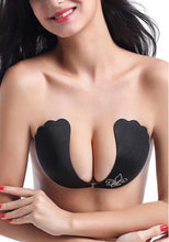 Load image into Gallery viewer, Wings Front Closure Adhesive Strapless Bra