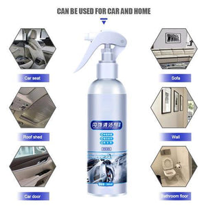 NEW All Purpose Super Cleaner - Multi-functional Car Interior Leather Cleaning Agent