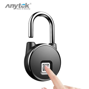 Intelligent Fingerprint Lock For House Security, Warehouse, Outdoor Security, Smart Doors Lock
