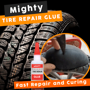 Mighty Tire Repair Glue(BEST SALE THIS WEEK)