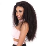 STRAIGHT LONG  HUMAN HAIR WIG
