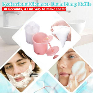Professional Cleanser Foam Pump Bottle