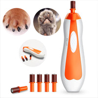 Paws Grinder Clipper Trimmer Pet Nail Care Tool