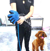 Pet Bath  Brush Comb Glove