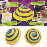 Soft & Safe Indoor Play  Entertainment Pet Dogs Toy