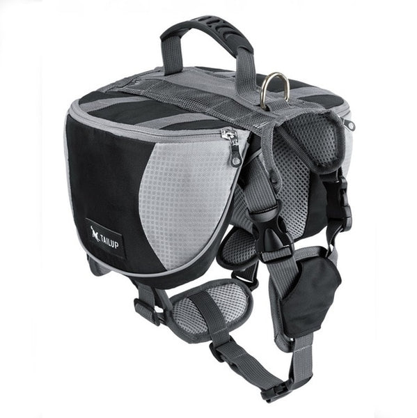 Pet Outdoor Puppy Harness  Vest Carrier Backpack