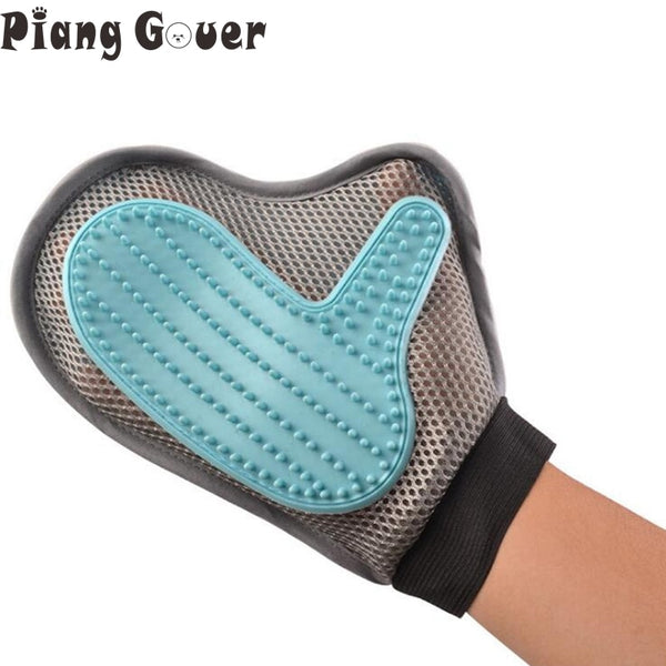 Silicone Touch Brush Bath Pet Cleaning Glove