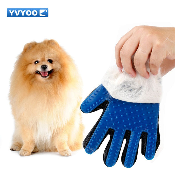 Brush Comb Glove For Pet Cat Dog