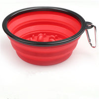 Outdoors Food Water Feeding Dog Travel Bowl