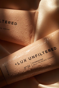 Nº32 Hydrating Gradual Self-Tanning Cream - + LUX UNFILTERED