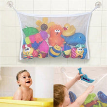 Load image into Gallery viewer, Baby Shower Toy Storage Bag Bathtub Bathing Mesh Doll Storage Bag Net Organizer
