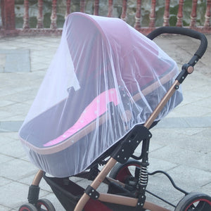 Newborn Baby Stroller Netting - Keep the bugs off your baby!