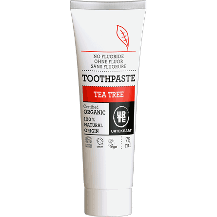 Organic Tree Tea Toothpaste (Coming Soon) - Earth Mart