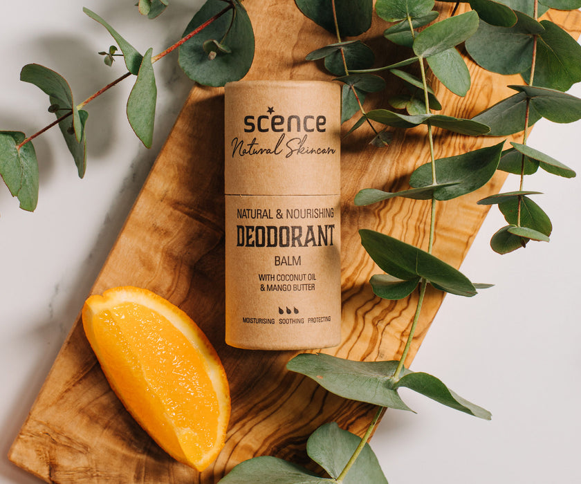 Scence Deodorant Balm – Summer Citrus - Earth Mart