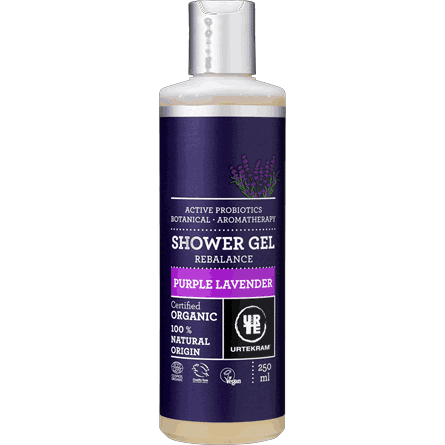 Purple Lavender Shower Gel (Coming Soon) - Earth Mart
