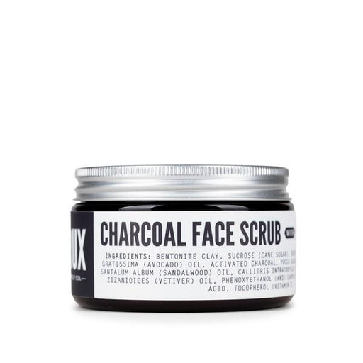 Charcoal Face Scrub - Earth Mart