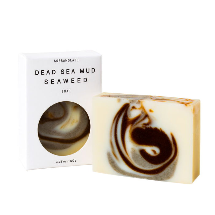 All Natural / Vegan Soap - Dead Sea Mud Seaweed - Earth Mart