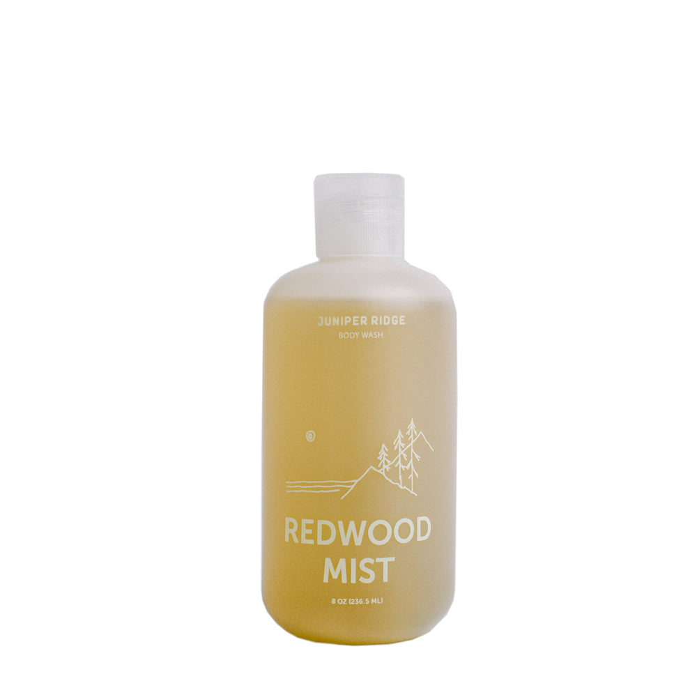 Redwood Mist Body Wash - Earth Mart