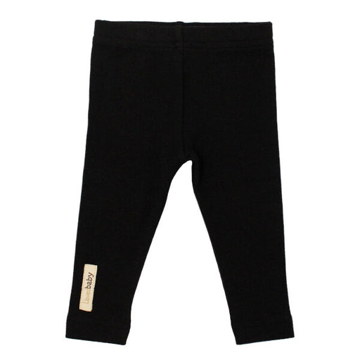 Organic Leggings in Black - Earth Mart