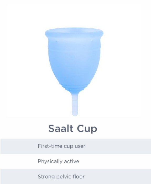 Saalt Cup - Regular (Coming Soon) - Earth Mart