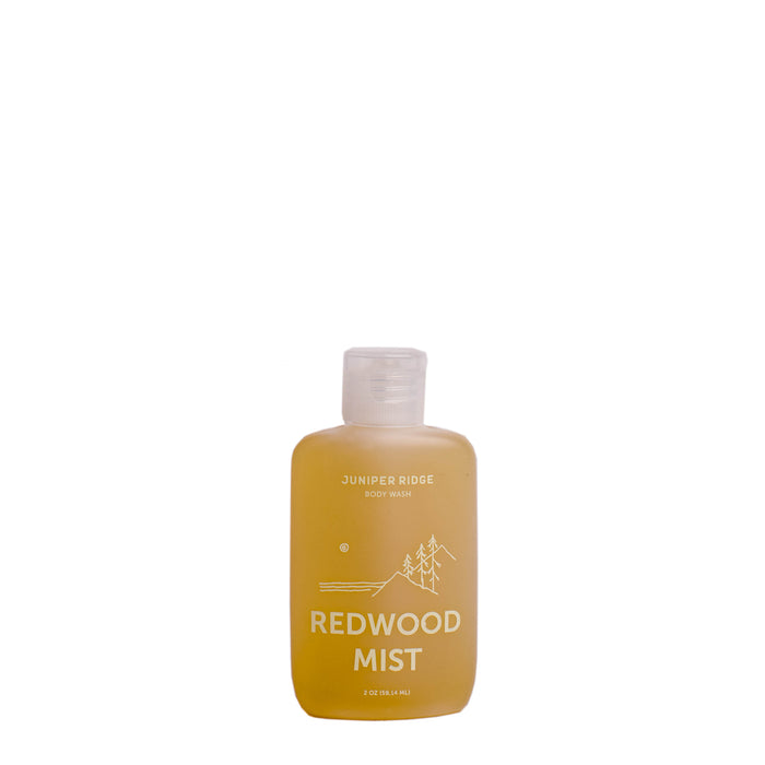 Redwood Mist Body Wash - Travel Size - Earth Mart