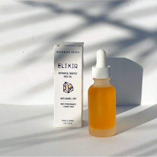 (Coming Soon) Elixir Botanical Face Serum - Normal to Dry - Earth Mart