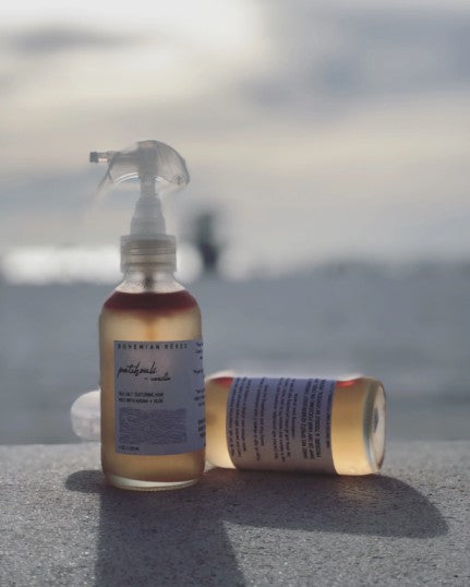 (Coming Soon) Texturizing Sea Salt Hair Mist - Earth Mart