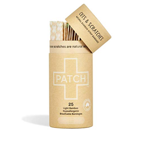 PATCH Adhesive Strips - Natural - Earth Mart