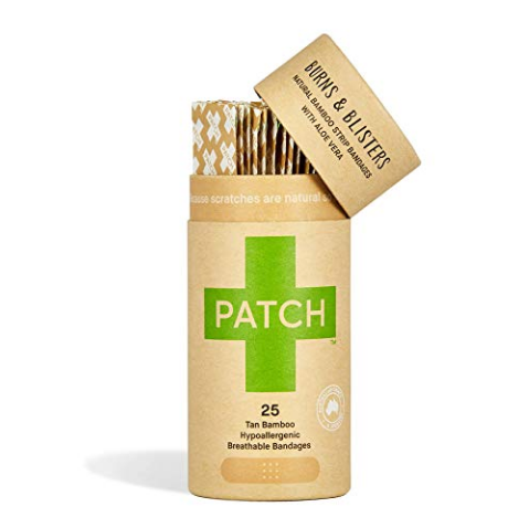 PATCH Adhesive Strips - Aloe Vera - Earth Mart