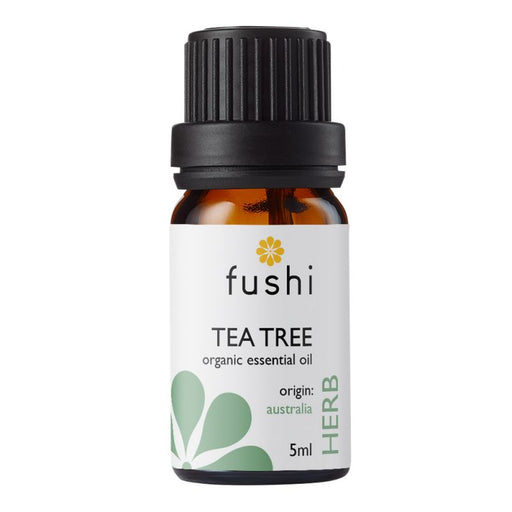Tea Tree Organic Essential Oil - Earth Mart