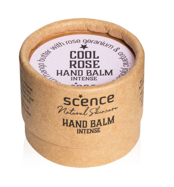 Scence Hand Balm – Cool Rose - Earth Mart