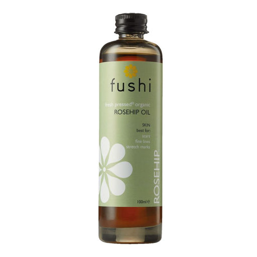 Organic Rosehip Seed Oil Virgin - Fresh-Pressed - Earth Mart